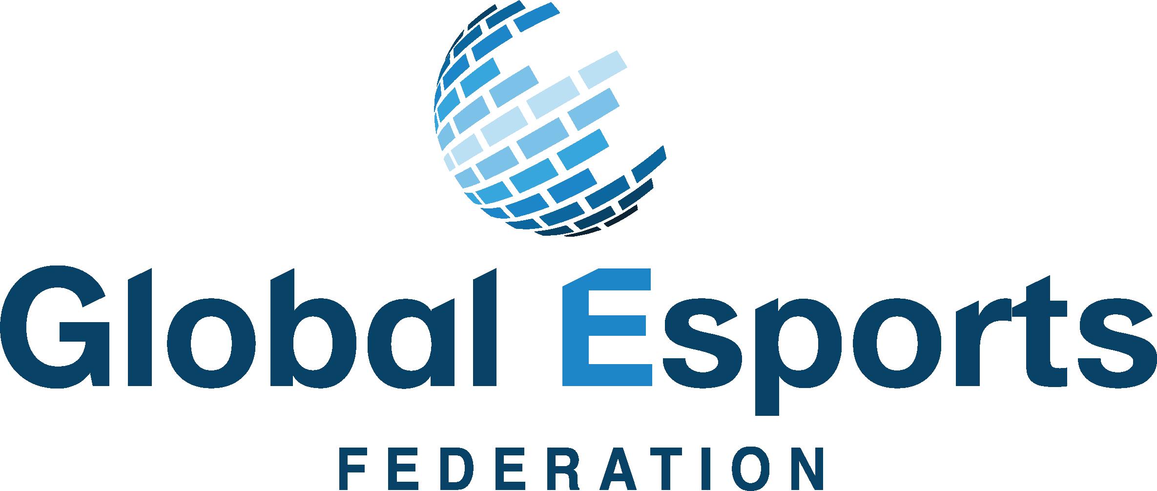 Global Esports Federation Secondary Logo